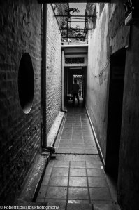 Down The Alleyway