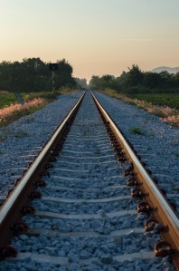 Down the Track