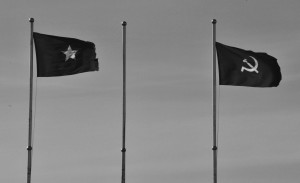 Flags BW