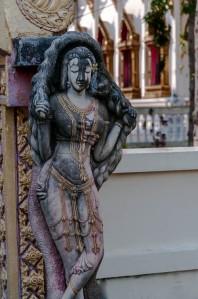 Outside Statue 2