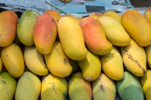 Colored Mango