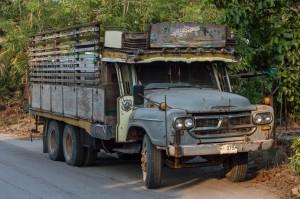 Thailand Truck