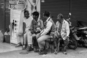 Motorbike Taxi Guys