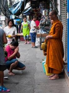 Praying to the Monk1