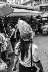 Rain Hat Fashion