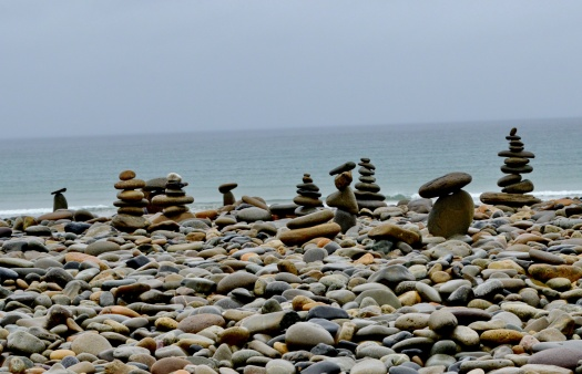 Beach Stone Art 1