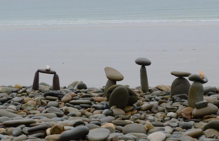 Beach Stone Art 2