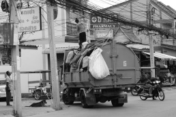 Garbage Truck 1