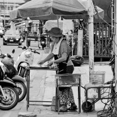 Lady Vendor