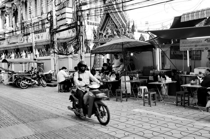 Motocycle motion