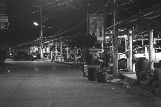 Night Time Fishing Port 1