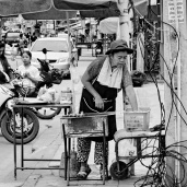 Street Vendor Lady